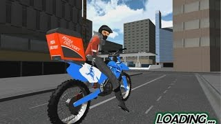 City Pizza Delivery Guy 3D - Android Gameplay HD