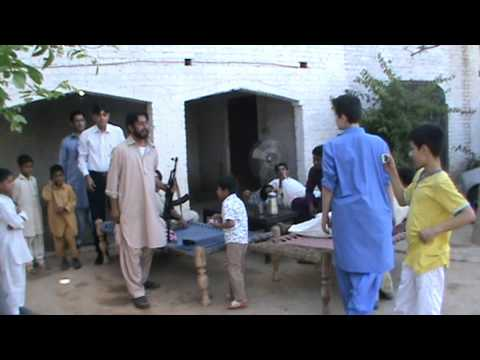 Mirza Basil in gujrat Trikha pakistan 2010