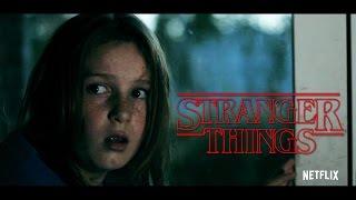 Stranger Things Opening Scene (A level Media Coursework)