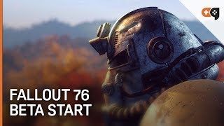 Fallout 76: When Does The Beta Start?