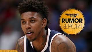 Nick Young Allegedly Kicks Fan in Nuts and Steals Phone