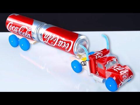 DIY COCA COLA CRAFTS