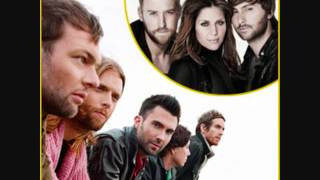 Out of Goodbyes by Maroon 5 ft. Lady Antebellum (Lyrics)