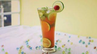 Iced Tea Recipe/Lemon Mint/Cold Tea/Lemon Iced Tea/আইস টি রেসিপি/দমন আইস টি/চা রেসিপি।