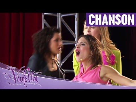 Violetta saison 2 Juntos somos mas épisode 9 Exclusivité Disney Channel