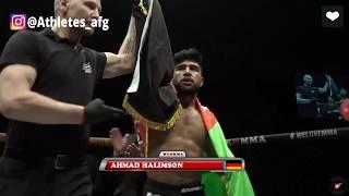 Ahmad Halimson vs Komron Zuhurov | best fight!