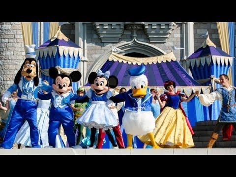 The Complete 2016 Dream Along With Mickey Show at Walt Disney World