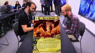 FFG Worlds 2014 - The Howl of Blackmane Unboxing