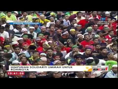 Pidato PM Malaysia Najib Razak, sindir keras Jokowi dan Muslim Indonesia