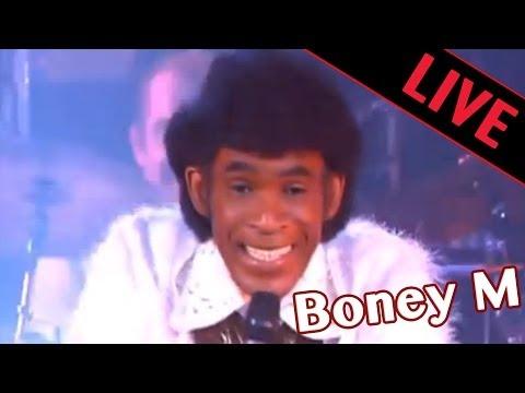 Boney M Best of LIVE Les Années Bonheur Patrick Sébastien