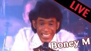 Boney M - Best of - LIVE - Les Années Bonheur - Patrick Sébastien