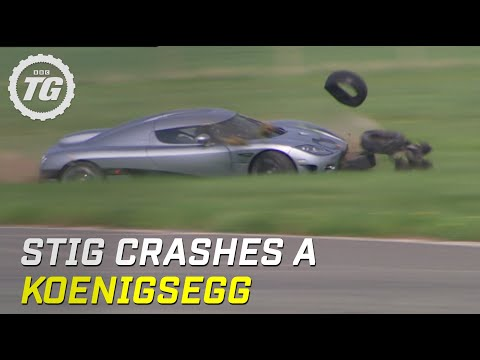 Xxx Mp4 Stig Crashes Koenigsegg CCX HQ Top Gear Series 8 BBC 3gp Sex