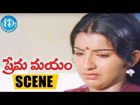 Prema Mayam Movie Scenes - Ambika Reveals Radha's Secret || Prabhu