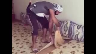 Kürt erkeği ev temizliği yaparsa (Komik Kürtçe video 2016)