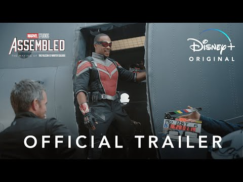 Marvel Studios' Assembled The Making of The Falcon and The Winter Soldier Official Trailer