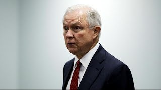 Sessions under siege as Trump continues belittling public attacks