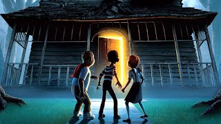 Monster House All Cutscenes | Full Game Movie (PS2, Gamecube)
