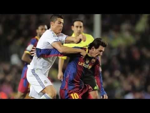 Messi Humilla a Cristiano Ronaldo