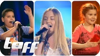 The Voice Kids 2014: Die besten Talente im Check | taff