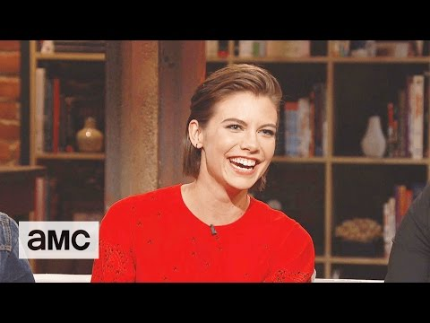 Talking Dead Maggie Leading the Hilltop Highlights Ep. 715