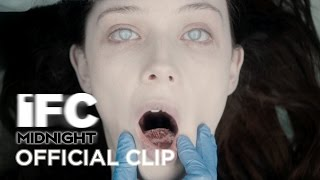 """The Autopsy of Jane Doe - Clip """"Tongue"""" I HD I IFC Midnight"""