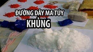 Một giờ phá 2 chuyên án khủng: 8 kg hàng đá, 18000 viên ma túy