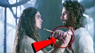 (31 Mistakes) In Padmaavat - Plenty Mistakes in Padmaavat Full Hindi Movie - Deepika Padukone