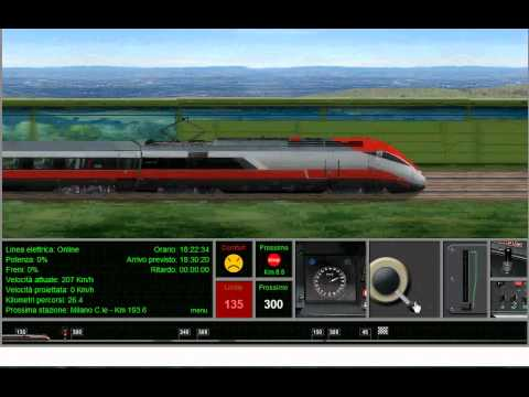 simulatore treno train simulator