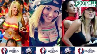 images UEFA Euro 2016 Sexy Fans In Stadium