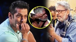 Salman Khan Calls Sanjay Bhansali After ATTACK At Padmavati Set