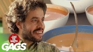 Soup Pranks - Best of Just For Laughs Gags