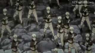 Naruto Shippuden Movie 3 [AMV] - Savin Me