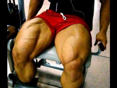 Como Ter Pernas Grandes e Musculosas Melhores Exercícios