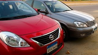 EBD   Parking Assist   Nissan Sunny 2013   Vrom Vrom Season 2 Ep.2 (New Season)   نيسان صنى 2013