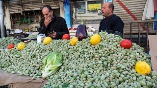 Tour of Amman, Jordan - Delicious JORDANIAN FOOD and Attractions!