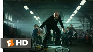 Transporter 3 (4/10) Movie CLIP - Bike Chase (2008) HD