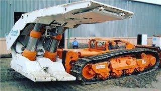 Extreme Dangerous Biggest Construction Machine & Heavy Equipment Working - Amazing Modern Machinery