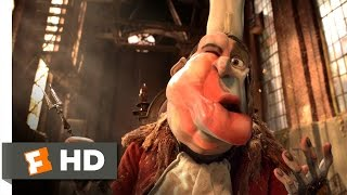 The Boxtrolls (7/10) Movie CLIP - The Cheese Fits (2014) HD