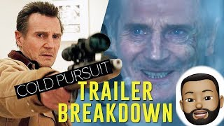 Cold Pursuit - Trailer Breakdown (2019) Liam Neeson Film