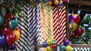 Closing to Barney's Alphabet Zoo 1999 VHS