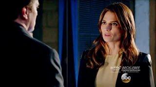 """Castle 8x08  Rick Confronts Beckett """"Mr. & Mrs. Castle"""" Season 8 Episode 8"""