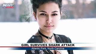 FOX 10 XTRA NEWS AT 7: Teen survives shark attack in North Carolina