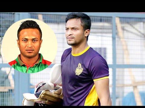 বেরিয়ে এল আসল সত্য! যেকারনে আইপিএলে একাদশে সাকিব রাখছে না কলকাতা | Shakib in IPL 2017 | BD Sports