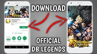Dragon Ball Legends Download on Android