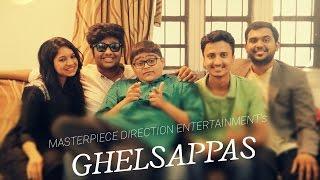 GHELSAPPAS | S01 E06 | WHAT PLAN? | Gujarati Sitcom
