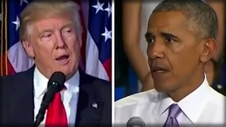 TRUMP JUST CRUSHED OBAMA TO PIECES WHEN THIS INFO WAS JUST PUBLISHED MOMENTS AGO!