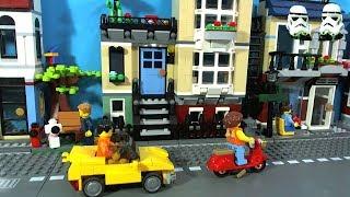 LEGO Creator Park Street Town House