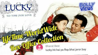 Lucky No Time For Love Bollywood Movie LifeTime WorldWide Box Office Collections