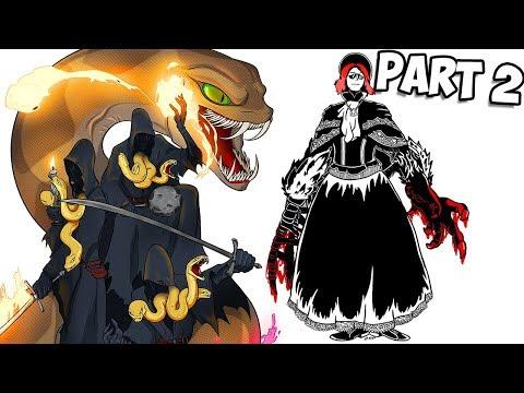 Bloodborne: UNCUT Adventures Of Connie Playthrough (PART 2)