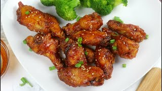 রেস্টুরেন্টের স্বাদে বারবিকিউ চিকেন উইংস | Barbecue Chicken Wings | Wings Recipe Bangla